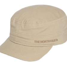 The North Face Logo Military Hat бежевый LXL