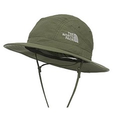 The North Face Suppertime Hat темно-зеленый LXL