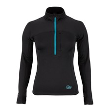 Powerstretch Zip Top женский