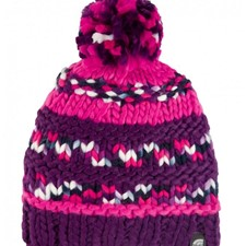 The North Face Nanny Knit Beanie розовый OS