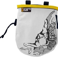 Comic Chalk Bag желтый L