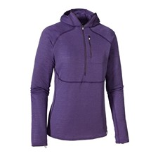 Capilene® 4 Expedition Weight 1/4 Zip Hoody женская