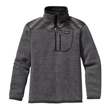 Patagonia Better Sweater® Zip Neck для мальчиков