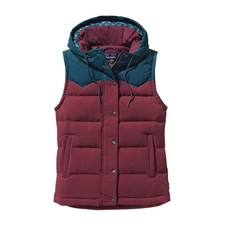 Bivy Down Hooded Vest