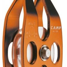 Camp Big Roller Pulley