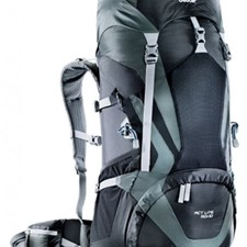 Deuter Act Lite 50 + 10 черный 50+10л