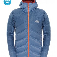 FuseForm Dot Matrix Hooded Down