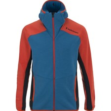 Heli Hooded Zipped Midlayer