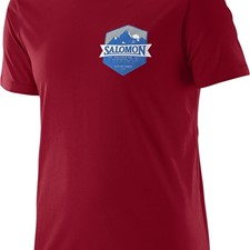 Salomon Ultimate SS Cotton Tee