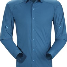 Arcteryx Elaho Button Down Ls