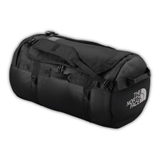 The North Face Base Camp Duffel M черный 71л