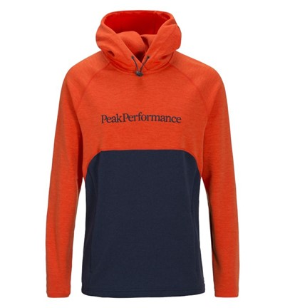 Peak Performance Will Hooded Mid-Layer - Увеличить