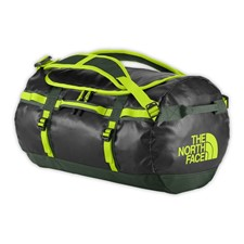 The North Face Bace Camp Duffel S черный 50л