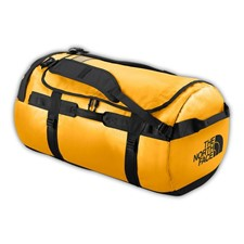 The North Face Base Camp Duffel M желтый 71л