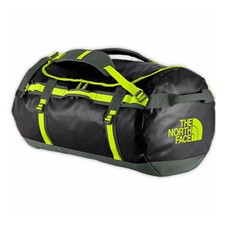 The North Face Base Camp Duffel L черный 95л