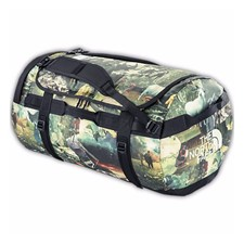 The North Face Base Camp Duffel L хаки 95л