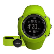 Suunto Ambit 3 Run HR зеленый