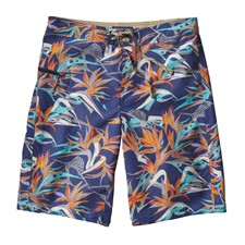 Patagonia Printed Wavefarer Board Shorts - 21 In.