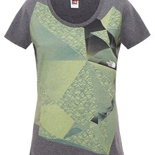 The North Face S/S Topo Tee женская