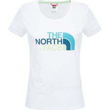 The North Face S/S Easy Tee женская