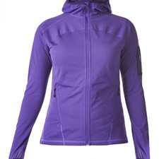 Berghaus Pravitale Light Hooded Fleece женская фиолетовый 8