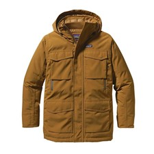 Thunder Cloud Down Parka