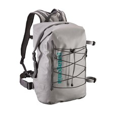 Patagonia Stormfront Roll Top Pack 45L серый 45л