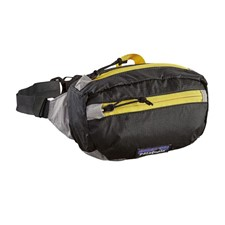 Patagonia Lightweght Travel Mini Hip Pack 1L темно-серый 1л
