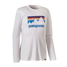 Patagonia L/S Cap Daily Graphic T-Shirt
