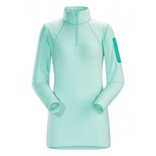 Arcteryx Rho LT Zip Neck женская