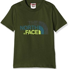 The North Face Youth Short Sleeve Easy Tee детская