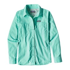 Patagonia L/S Anchor Bay Shirt женская