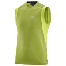 Salomon Trail Rynner Sleeveless Tee M