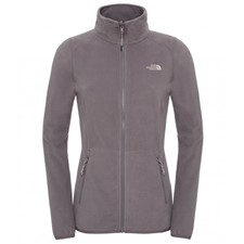 The North Face 100 Glacier Full Zip женская