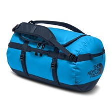 The North Face Bace Camp Duffel S темно-голубой 50л