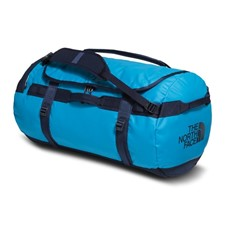 The North Face Base Camp Duffel L темно-голубой 95л