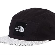 The North Face Five Panel Cap черный OS