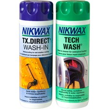 Nikwax Tech Wash + пропитка TX Direct 300+300мл