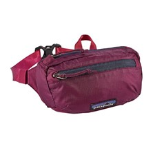 Patagonia Lightweght Travel Mini Hip Pack 1L фиолетовый 1л