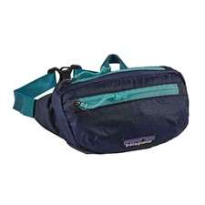 Patagonia Lightweght Travel Mini Hip Pack 1L темно-синий 1л