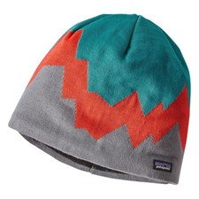 Patagonia Lined Beanie серый ONE*