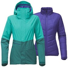 The North Face Garner Triclimate 3 in1 женская