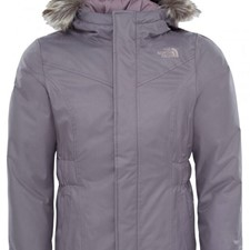 The North Face Greenlan Down Parka для девочек