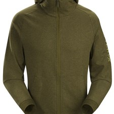 Arcteryx Word On End Full-Zip Hoody