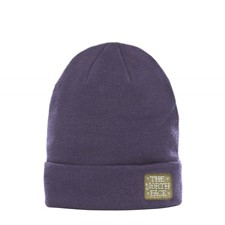 The North Face Dock Worker Beanie фиолетовый ONE