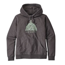 Patagonia Live Simply Summit Stones MW Hoody женская