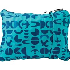 Therm-a-Rest Compressible Pillow Medium голубой M(36х46см)