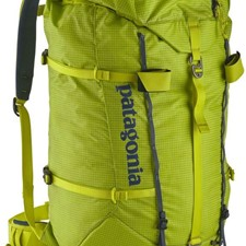 Patagonia Ascensionist 40L зеленый L