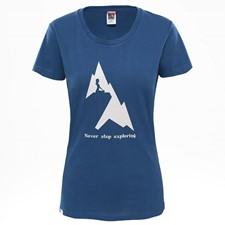 The North Face S/S NSE Series Tee женская