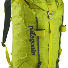Patagonia Ascensionist Pack 30L зеленый S